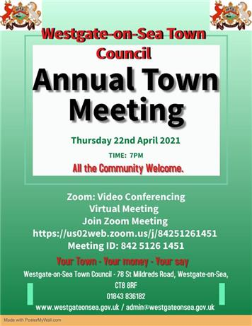 - Westgate Annual Town Meeting