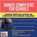 Donate computers for schools