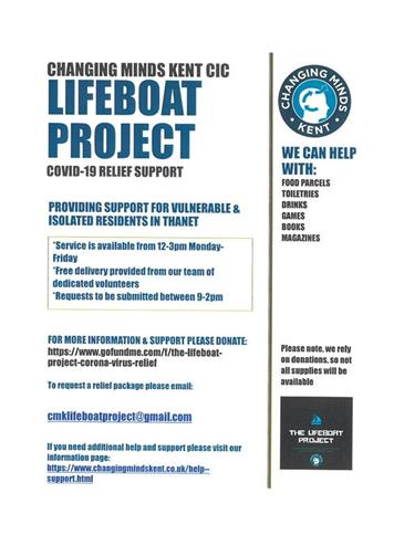 - Lifeboat Project